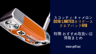 2018 LimitedホリデースクエアバックH18