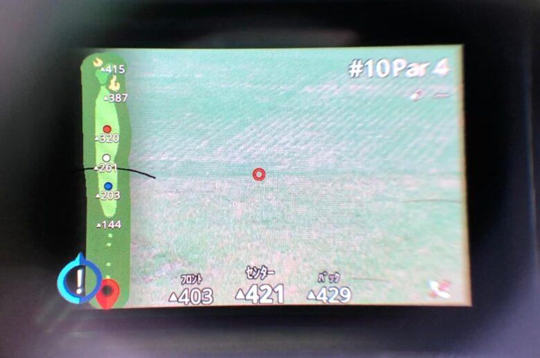 2Dコースマップ