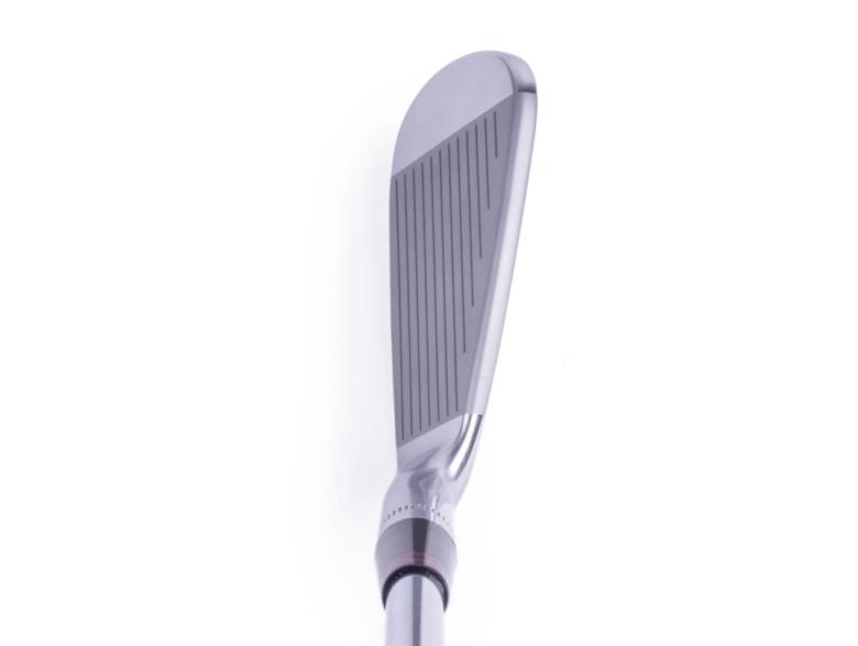 ベンホーガン2020アイコンブレードアイアンのヘッド形状