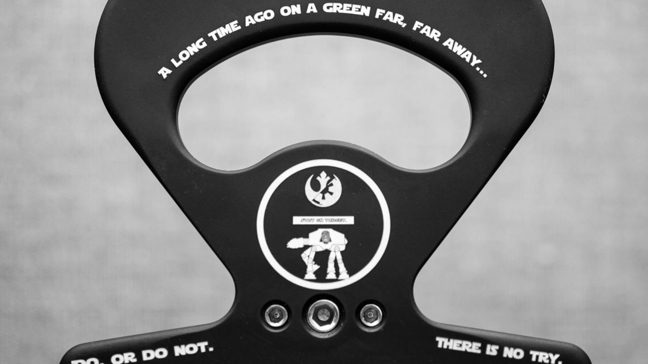 L.A.B Golfスターウォーズパター