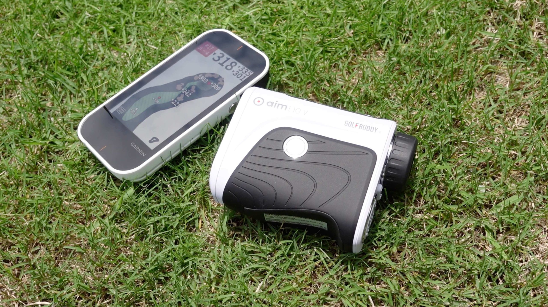 レーザー距離計との比較