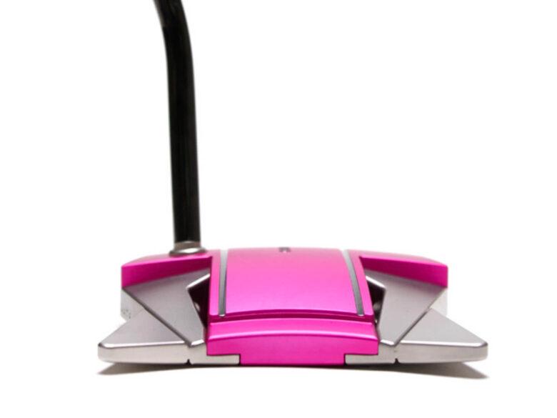 スコッティキャメロン Phantom Pink Moto Plusバックフェース