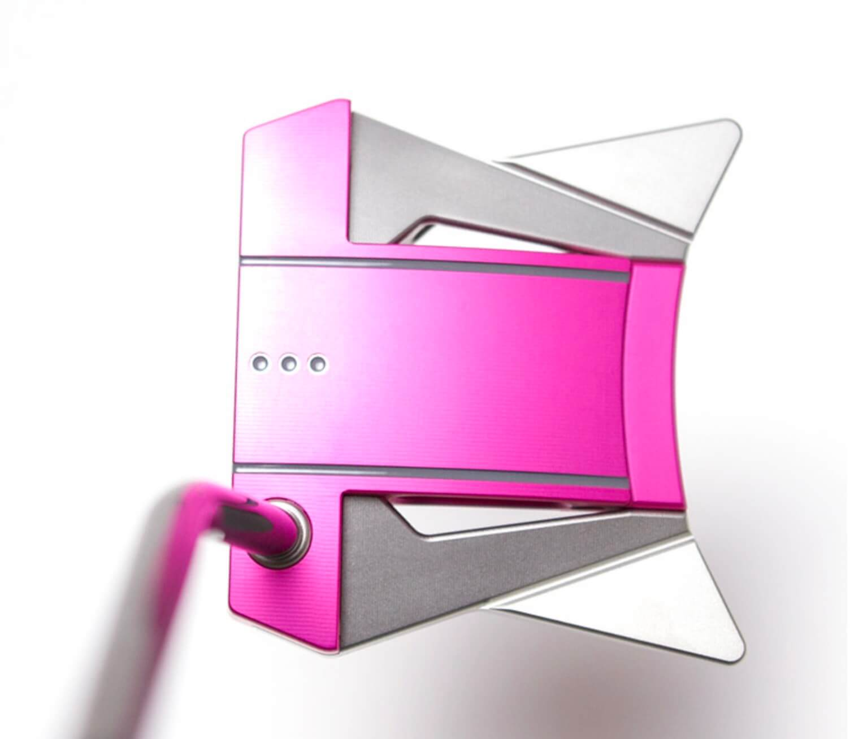 スコッティキャメロン Phantom Pink Moto Plusアドレス