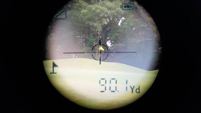 ショットナビ Laser Sniper X1 Fit0023