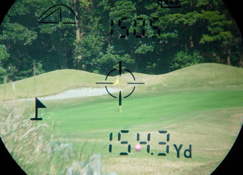 ピークパルス レーザー距離計0020