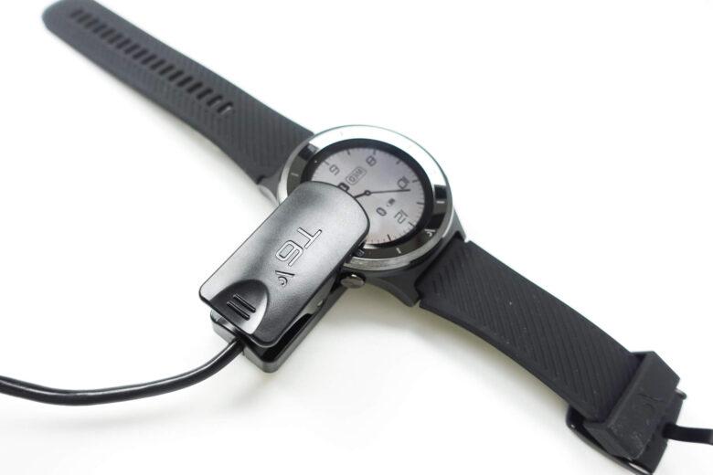 ボイスキャディ T6 時計型ゴルフナビ0016