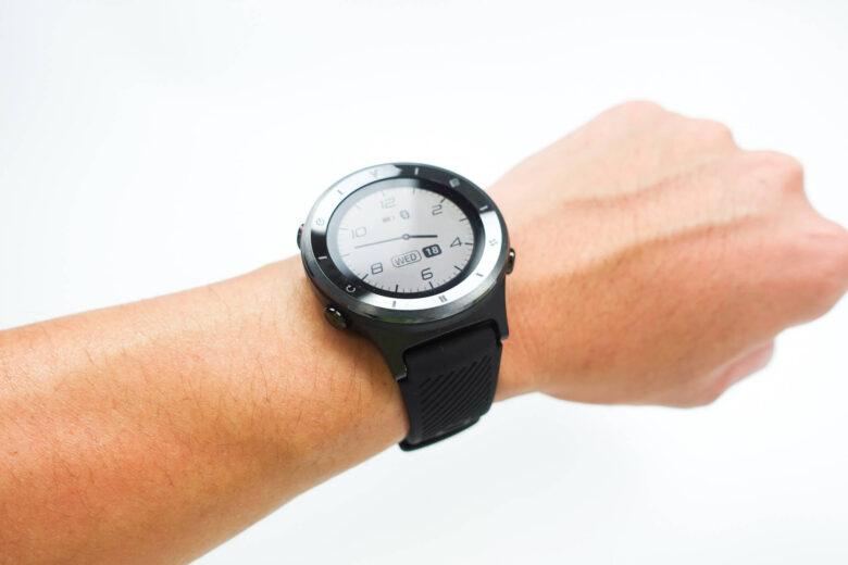 ボイスキャディ T6 時計型ゴルフナビ0004