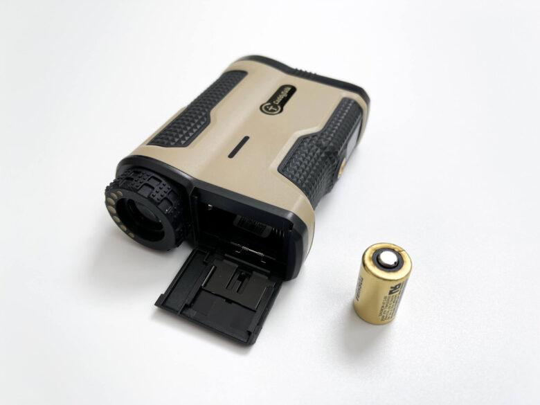 CaddyTalk Sniper電池