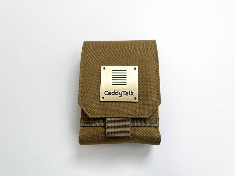 CaddyTalk Sniper専用ポーチ