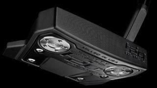 スコッティキャメロン H20ブラックファントムX11.5プロトタイプパターフェース