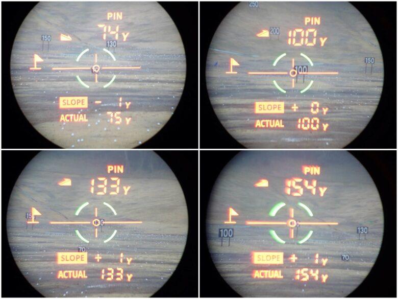 ボイスキャディCL2計測まとめ++++