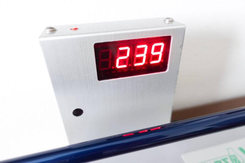 テーラーメイドSIM2MAX Dドライバー振動数