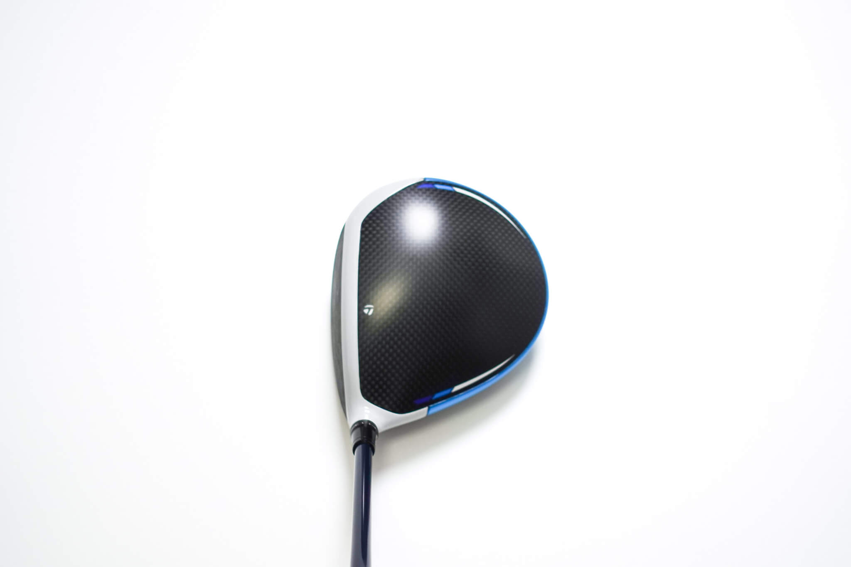 テーラーメイドSIM2ドライバーヘッド形状