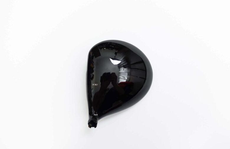 タイトリストTSi1ドライバーヘッド形状