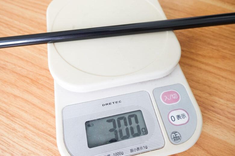 ミズノST-Z総重量