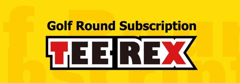 TeeRexのロゴ