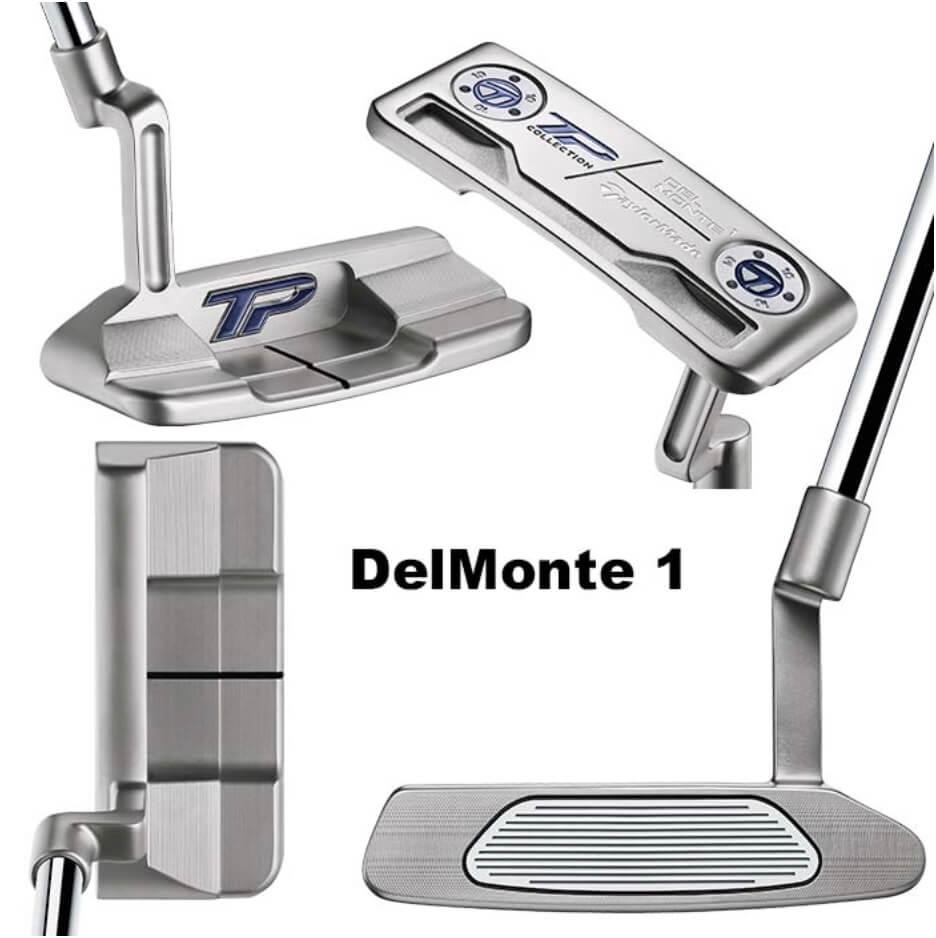 テーラーメイド TPコレクション ハイドロブラスト Delmonte1