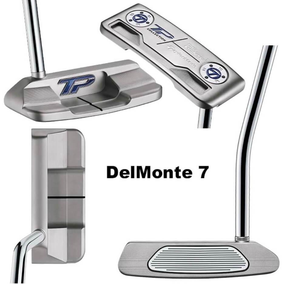 テーラーメイド TPコレクション ハイドロブラスト Delmonte7