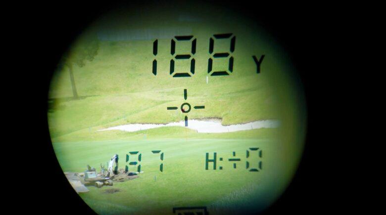 ゴルフバディaim L11精度⑤