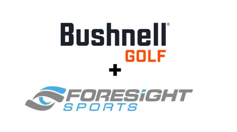ブッシュネルとForesightSportsが提携