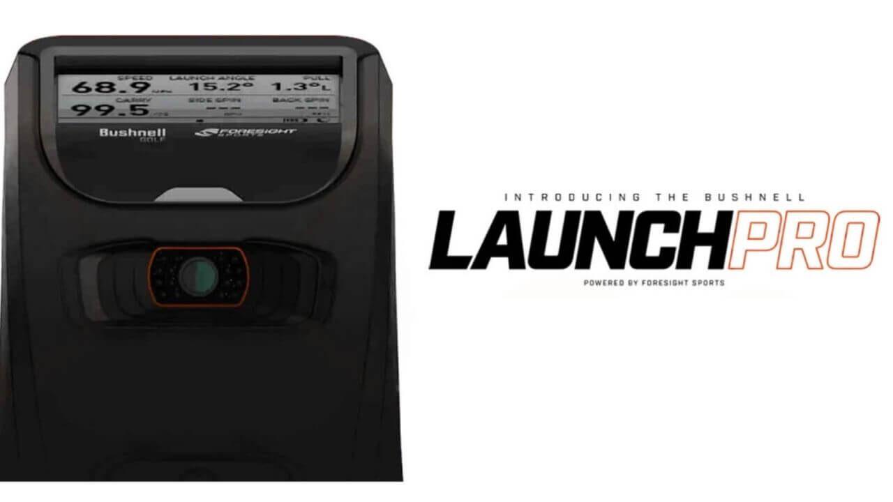 ブッシュネルが弾道計測器LAUNCHPROを発表