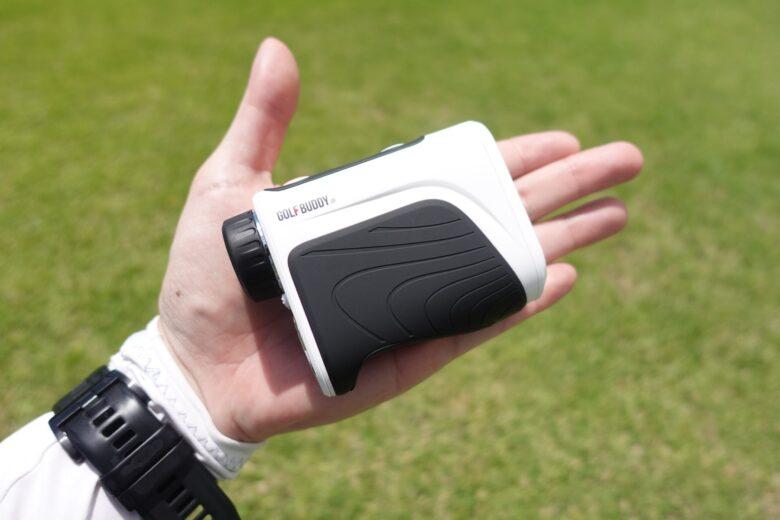 ゴルフバディaim L11サイズ感①