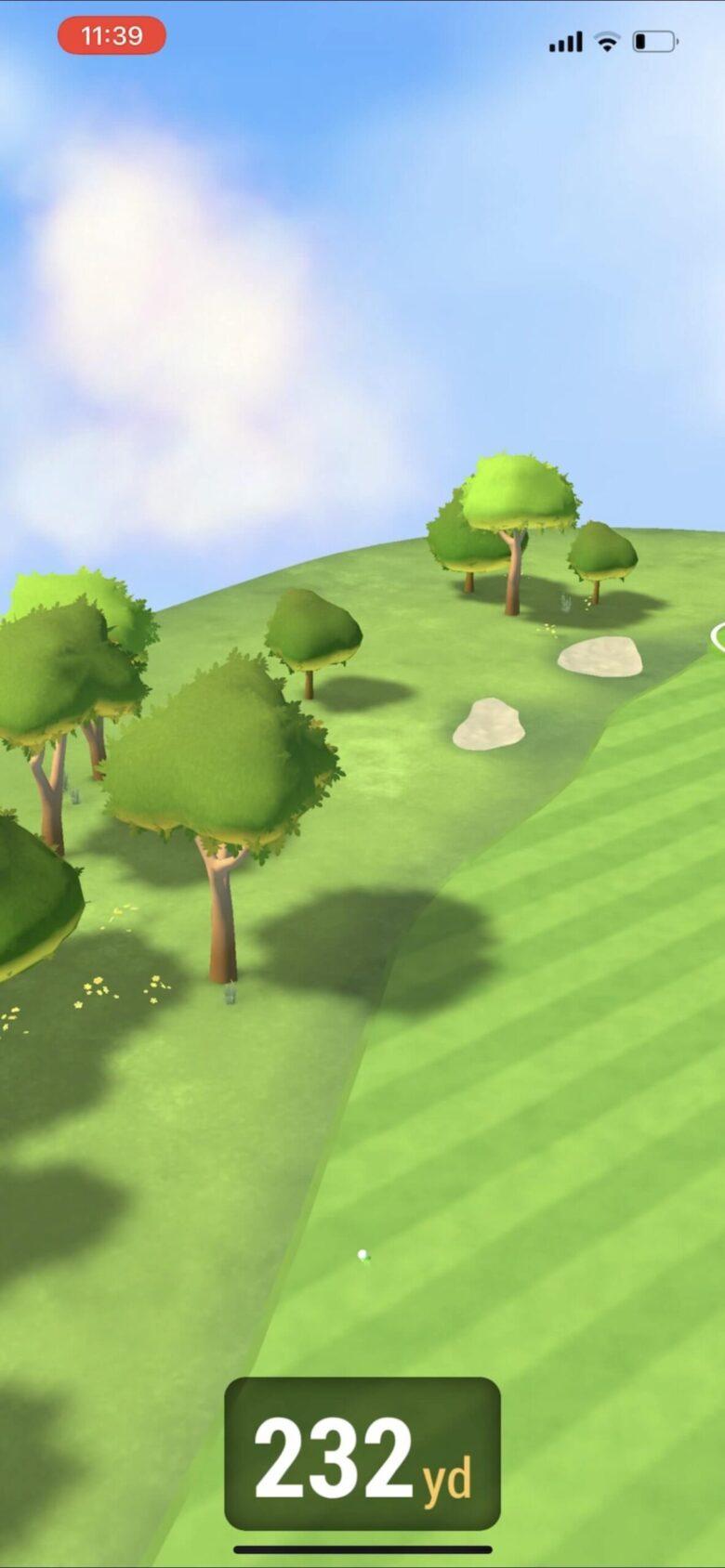 ガーミンApproachR10シミュレーションゴルフ①