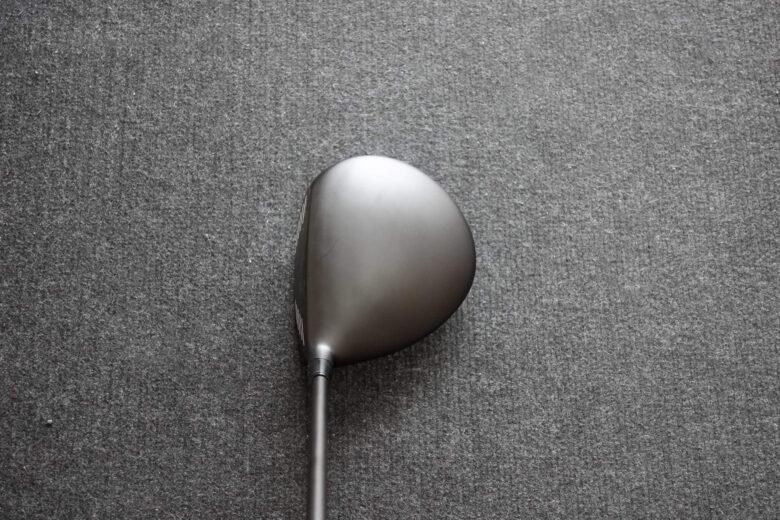 本間ゴルフGSプロトタイプ2のヘッド形状