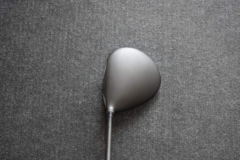 本間ゴルフGSプロトタイプ1のヘッド形状