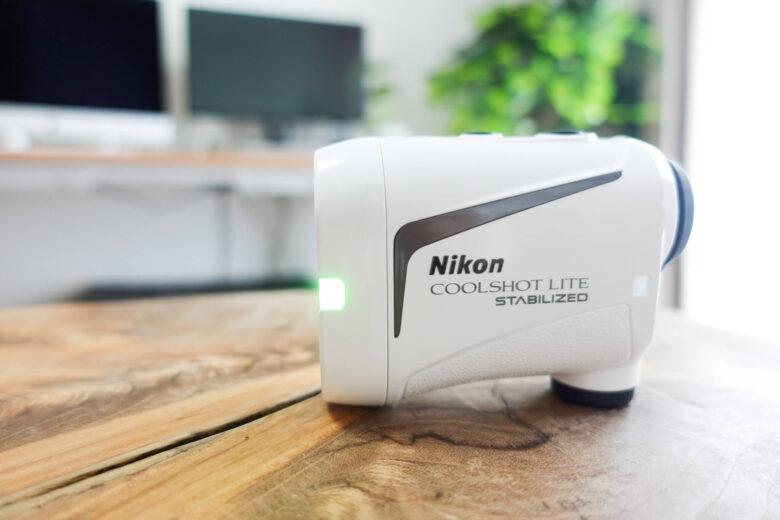 ニコン クールショットライト スタビライズド直線モードサイン